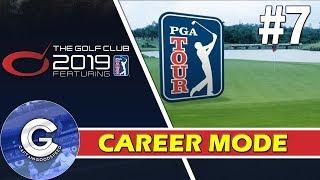 Let's Play The Golf Club 2019 | Career #7: PGA TOUR | PGA Tour Career Mode