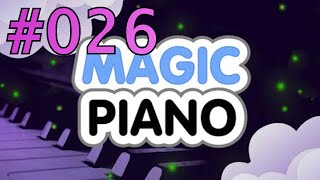 Magic Piano #26 Swedish House Mafia ft. John Martin - Don't You Worry Child [HARD]