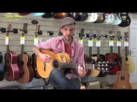 Renny Jackson: Flamenco Guitar Lesson