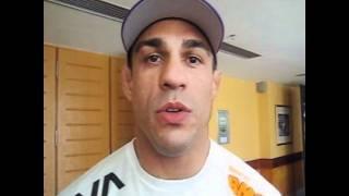 TATAME TV: Belfort analisa TUF e UFC 142