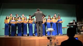 Ca đoàn Solothurn - Tung Hô Danh Ngài - Thi Thánh Ca - Phục Sinh 2012