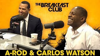 A-Rod & Carlos Watson Describe OZY Fest Music & Ideas Festival, Jennifer Lopez + More