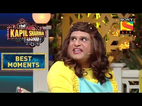 Sapna's 'Mandwa' Massage | The Kapil Sharma Show Season 2 | Best Moments