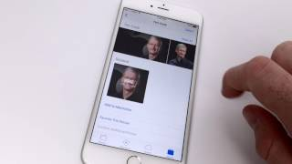 How to Use the People Feature in Photos in iOS 10