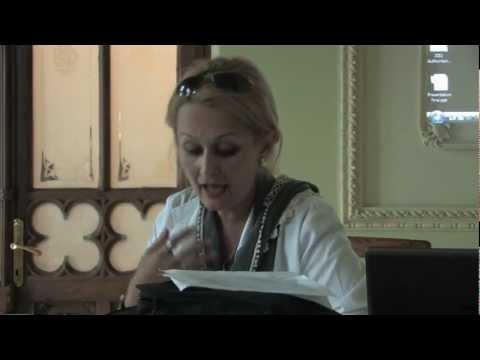 SACR 2011 - Alina Ioana Branda - Material Challenges, Human Responses