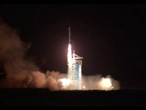 China Launches Satellite to Monitor Global Carbon Emissions