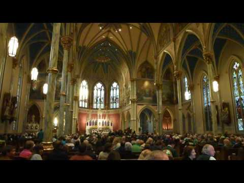 Savannah St. Patrick's Day 2017: The day begins with Mass