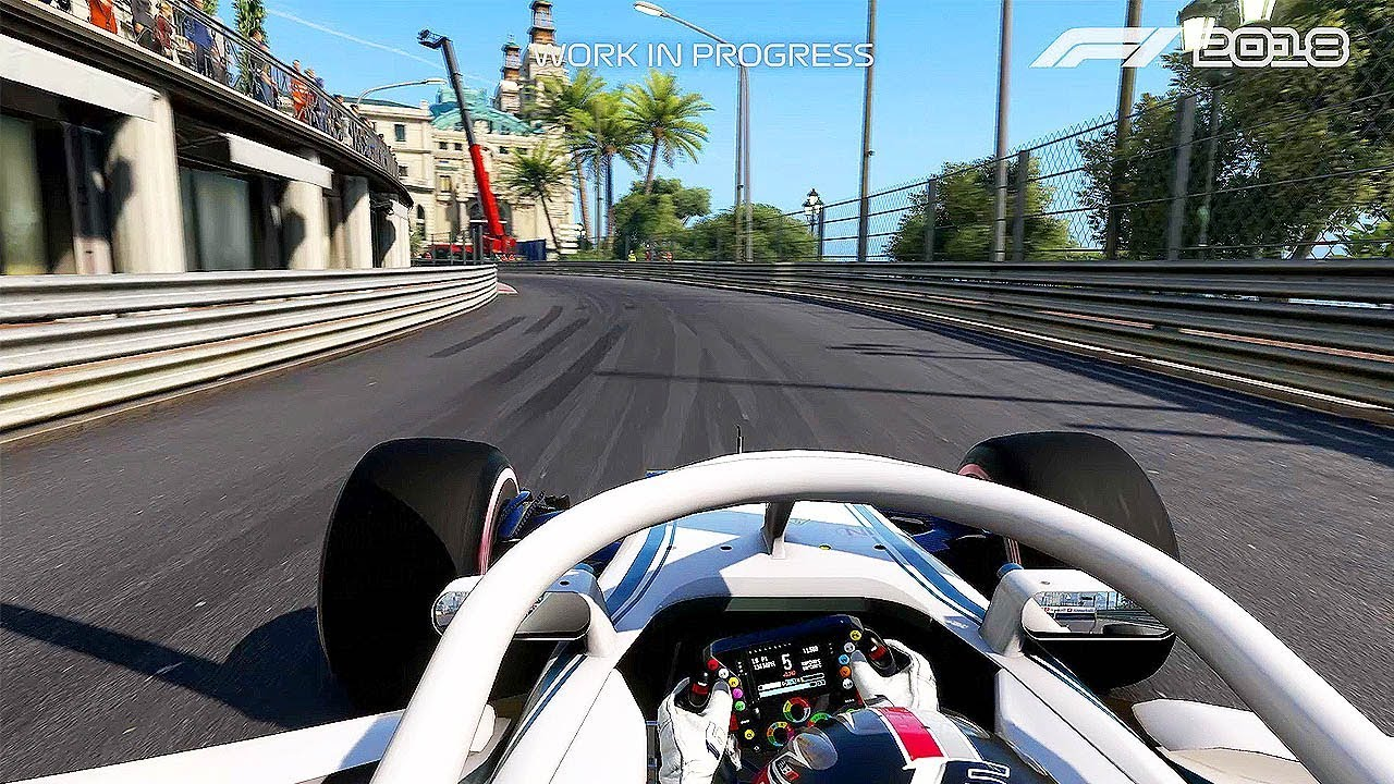 Charles Leclerc F1 2018 videogame ile ilgili görsel sonucu