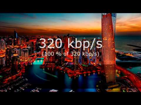 4K  MP3 Compression Comparison  8 Kbps TO 320 Kbps  NEW VERSION