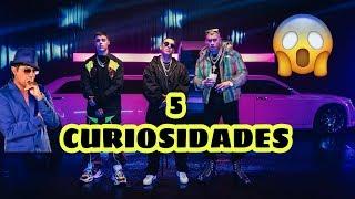 Soltera Remix Lunay x Daddy Yankee x Bad Bunny 5 CURIOSIDADES.mp3