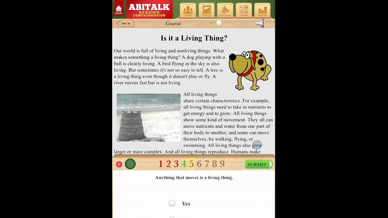 2nd - 3rd Grade Nonfiction - Reading Comprehension - YouTube