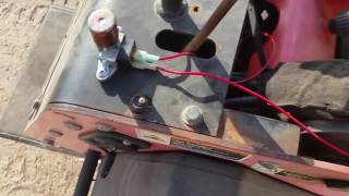 BLUE OX TOW BAR - BRAKE BUDDY HOOK UP - Motorhome Towing H3