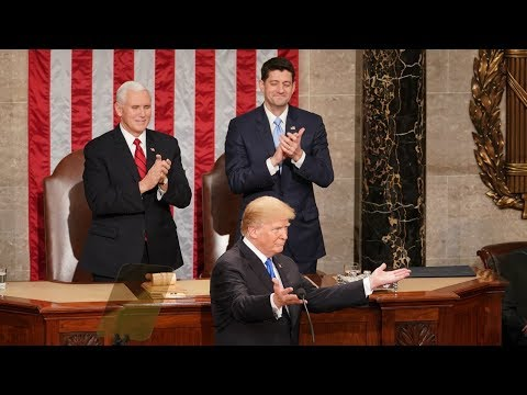 'This Is Our New American Moment,' Trump Said in State of the Union Address