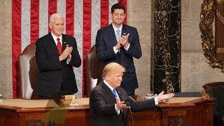President Trump's First State of the Union | NYTimes