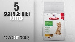 Top 5 Science Diet Kitten [2018 Best Sellers]: Hill's Science Diet Kitten Food, Healthy Development