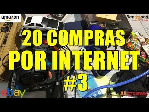 20 Cosas para Comprar Por Internet #3 Amazon, Aliexpress, Ebay, Wish
