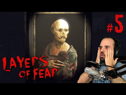 Layers of Fear #5 | FINAL ABRUPTO :O | Gameplay Español