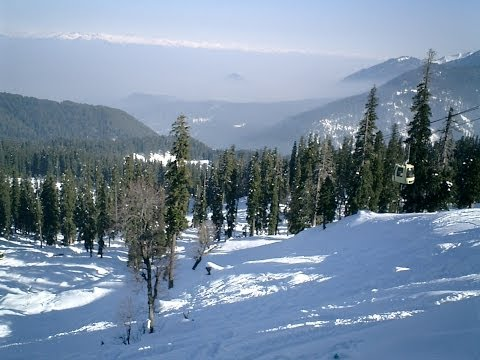 Gulmarg Sightseeing Attractions - Gulmarg Tour Packages