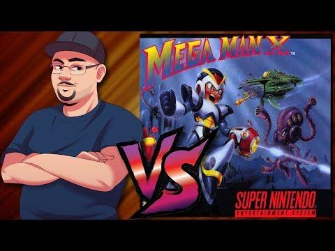 Johnny vs. Mega Man X