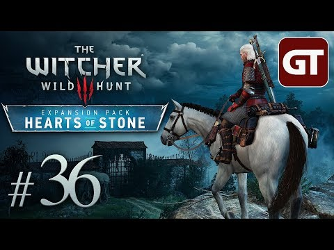 The Witcher 3: Hearts of Stone #36 - Der Mann im Mond - Let's Play The Witcher 3: HoS thumbnail