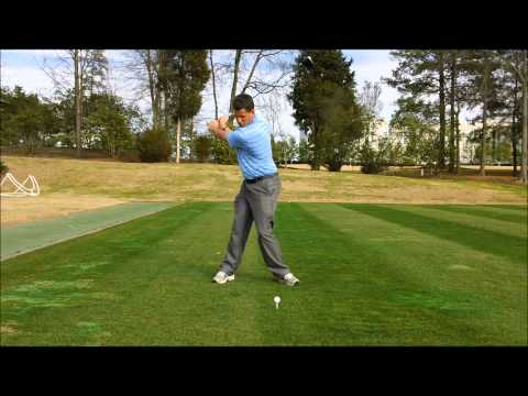 Crack The Whip (power for your golf swing)