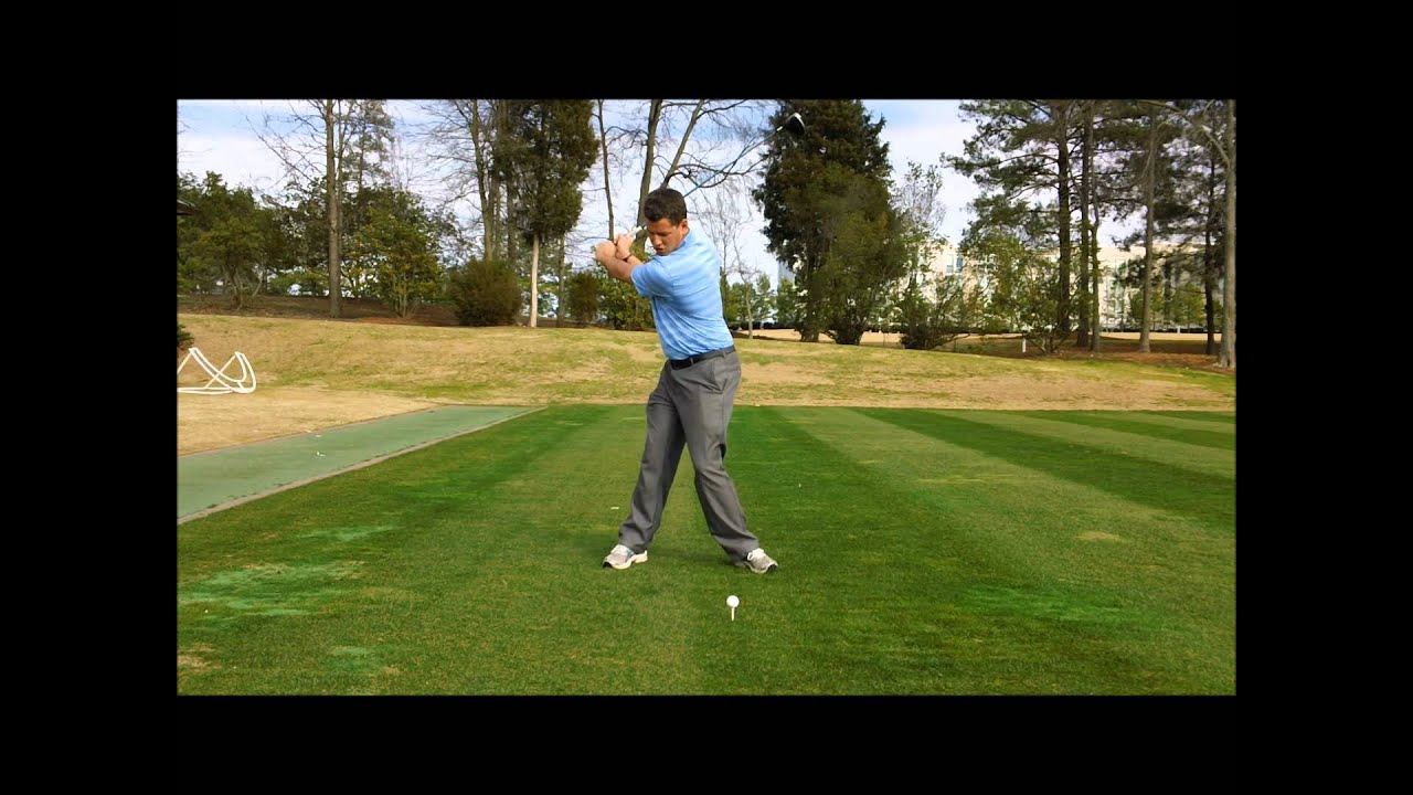 Crack The Whip Power For Your Golf Swing Youtube