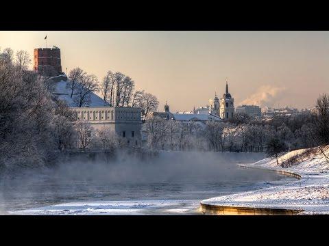 Vilnius: White Snow-Stupid snowflakes | Weißer Schnee - Dumme Schneeflocken