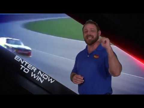 Shane Johnson Booyah Mortgage NASCAR ticket promo