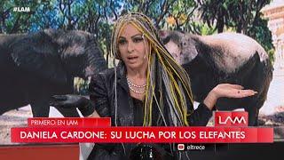 Los angeles de la manana - Programa 220819 - Daniela Cardone se confeso en LAM