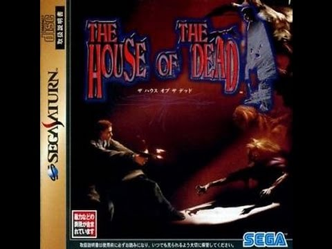 Sega saturn house of the dead review halloween special for Housse of the dead