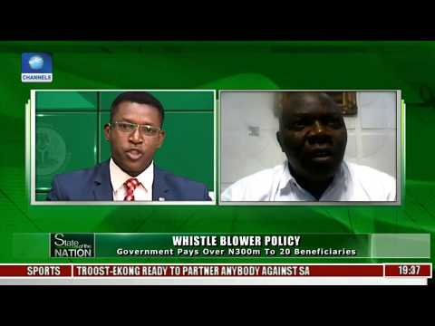 State Of The Nation: Lawyer Calls For Proper Framework For Successful Whistle Blower Policy