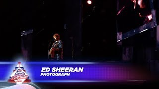 ed sheeran photograph live at capitals jingle bell ball 2017