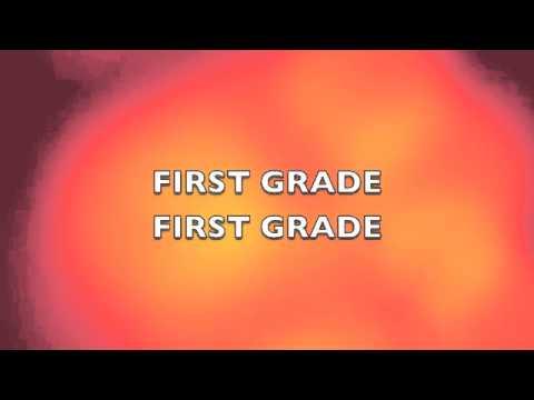 First grade karaoke