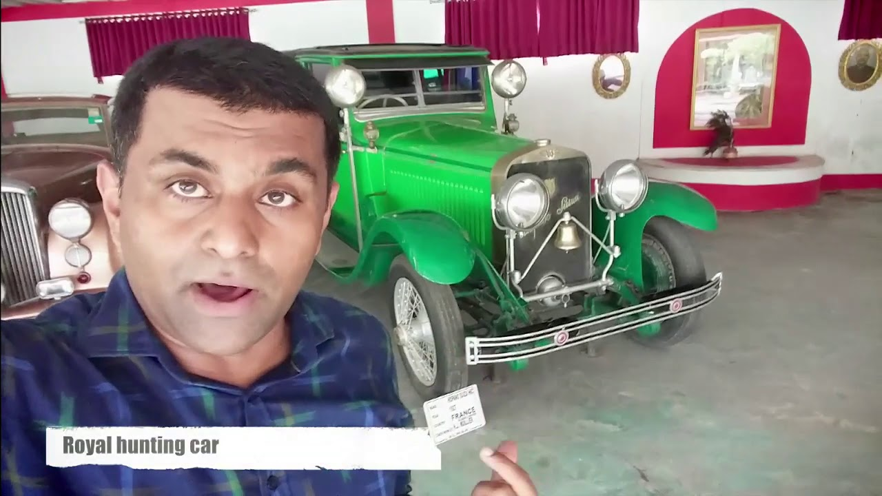 Dastan Auto World Vintage Car Museum Ahmedabad | Drivemeonline - YouTube