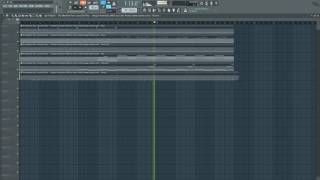The Weeknd feat. Lana Del Rey - Stargirl Interlude | FL Studio MIDI Remake | Carlo