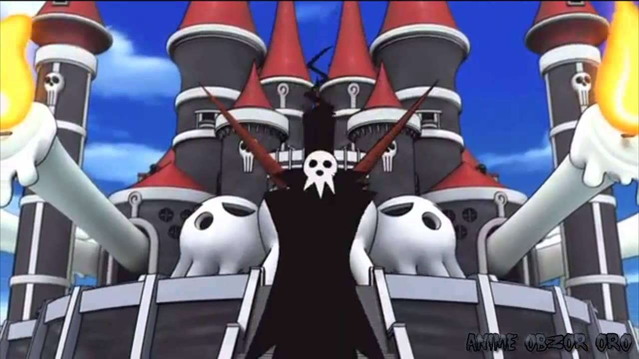 Обзор на аниме Пожиратель Душ - YouTube