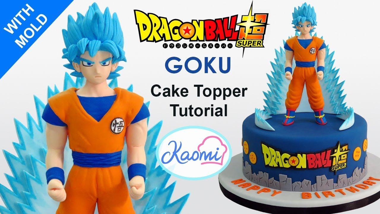 Dragon Ball Cake Topper