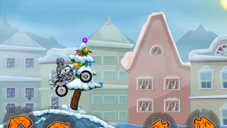 Moto X3m Bike Race Game Ios / Android Gameplay | Secret Terminator Bike Hard Levels Moto Racing