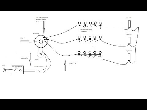 Free Energy Generator, Reducing Lenz's Law Until The Point That It Can Be Canceled part 2