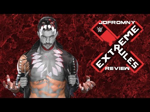 WWE Extreme Rules 2017 6/4/17 Review Results & Reactions: SAMOA JOE NEW #1 CONTENDER!