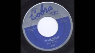 BETTY EVERETT - KILLER DILLER - COBRA