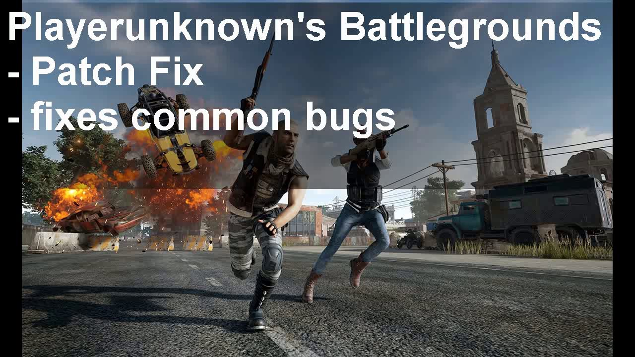 Playerunknown S Battlegrounds Complete Pc Game Download: PLAYERUNKNOWN'S BATTLEGROUNDS PC Freezing Issue Fix