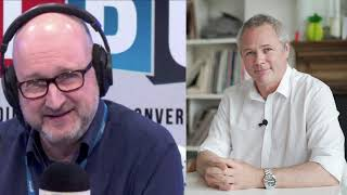 Richard Braine on LBC with Clive Bull
