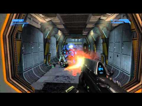 Halo: Combat Evolved Anniversary Campaña (Misión 1) Pillar of Autumn