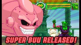 HyperDBZ Super Buu Release Trailer!!!