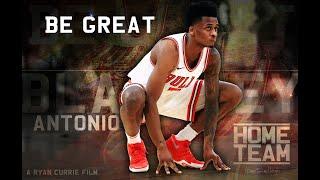 "Be Great: Episode 7 | ""All Work, No Talk"" Antonio Blakeney Documentary"