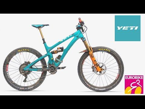 New YETI Bikes 2018 - Eurobike 2017 [4K]