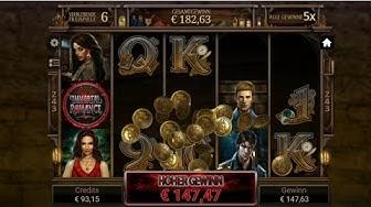 Immortal Romance Run 3€ Einsatz (3 € Bet) Big Win (Online Casino)
