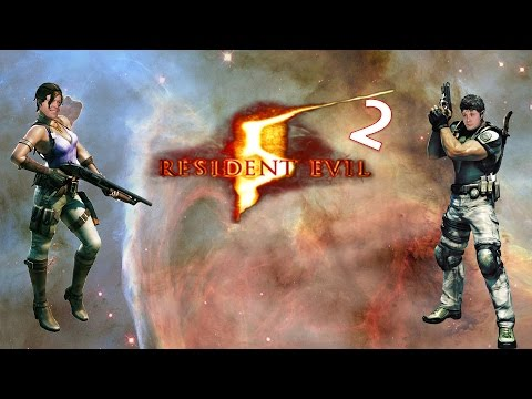 Resident Evil 5 part 2: Another day in Paradise
