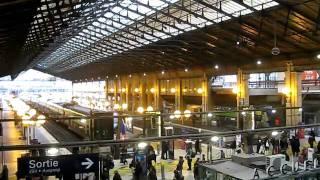 Paris Train Stations